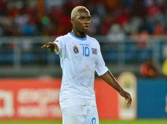 RDC/Football: Kebano offre à Christian N'sengi sa première victoire chez les Léopards