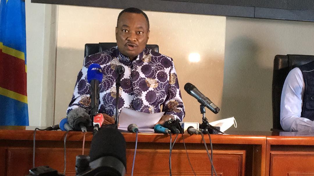 RDC : Eteni Longondo annonce la fin de l'épidémie d'Ebola à l'Equateur