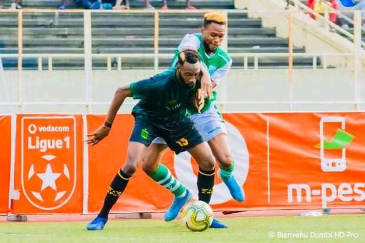 VL1 : V.club sort victorieux, Mazembe laisse filer des points face à Lupopo