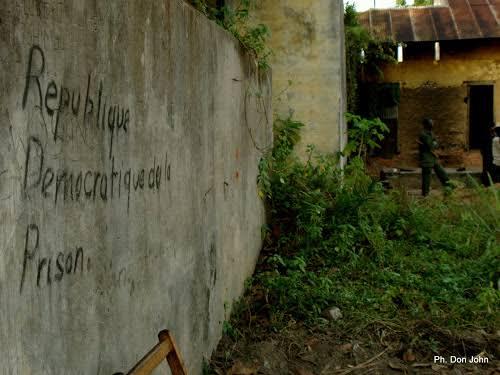 Haut-Katanga : tentative d'évasion ratée dans la prison de Buluwo