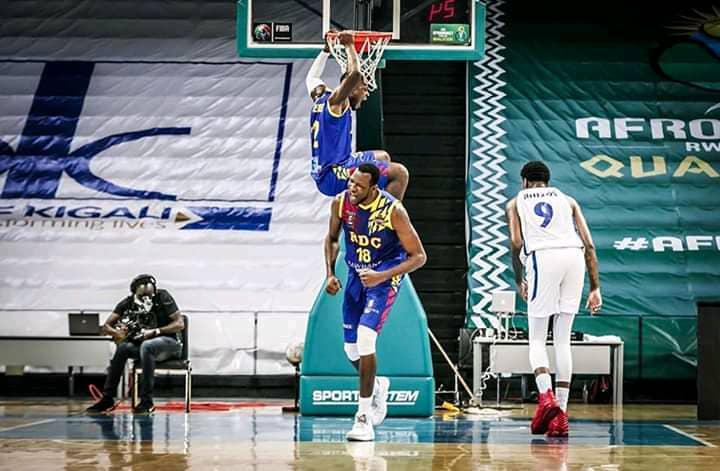 Élim/Afrobasket 2021: les léopards renouent avec la victoire