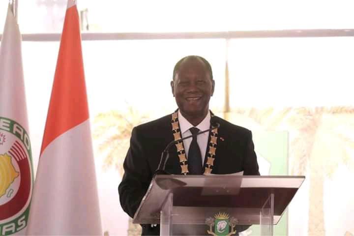Côte d'Ivoire : Alassane Ouattara a prêté serment pour la 3e fois comme président de la république