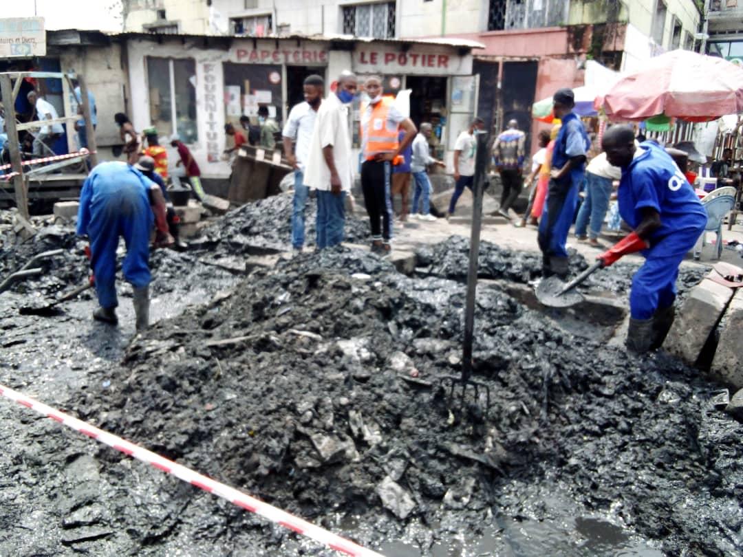 Kinshasa : Tenue de la 11e et dernière journée de l'opération Kin-bopeto pour l'année 2020