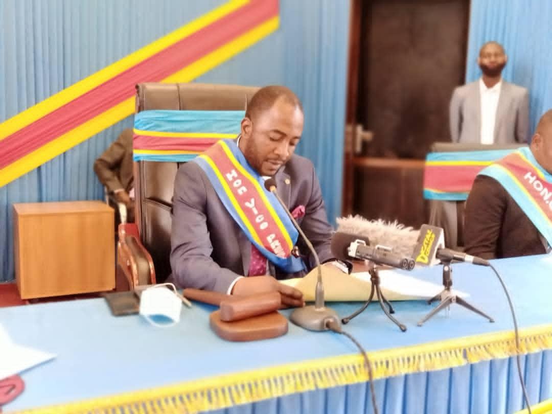 Nord-Kivu : Clôture de la session de septembre 2020 à l'Assemblée Provinciale