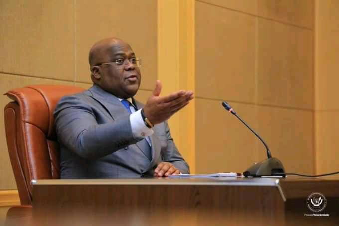 RDC : Félix Tshisekedi reçoit ce dimanche les députés nationaux nouvellement inscrits à l'Union sacrée