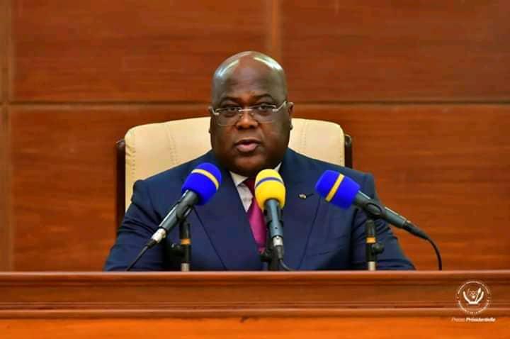 """Message des voeux à la nation : """"je suis conscient de l'immensité de vos attentes sur le plan socio-économique"""", (Félix Tshisekedi)"""