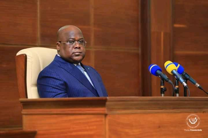 RDC : Félix Tshisekedi accorde une grâce présidentielle aux prisonniers