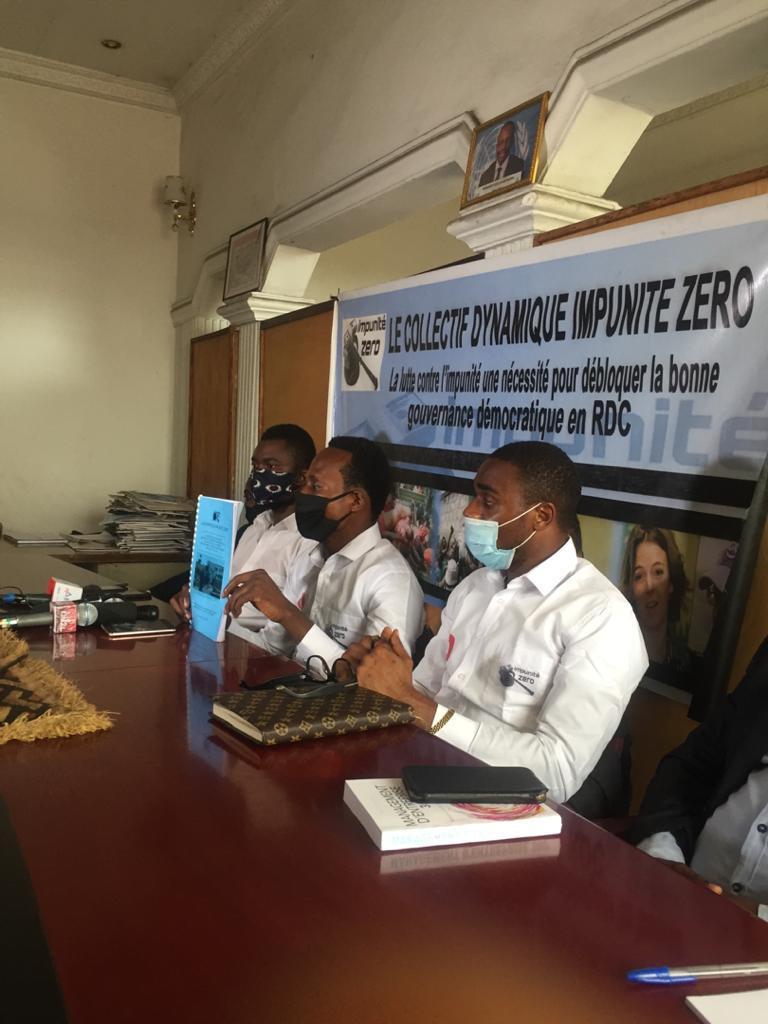 Grâce présidentielle : la Dynamique impunité Zéro salue la libération d'Eddy Kapend et autres détenus du dossier M'zee Kabila