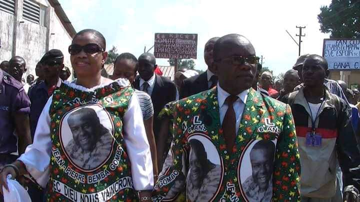 Politique : Décès samedi à Kinshasa de l'époux de la secrétaire générale du MLC Ève Bazaïba