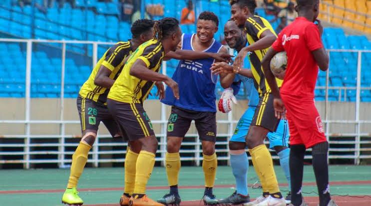 VL1 : V.club inflige à Sanga Balende sa première défaite de la saison