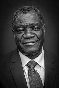 Arrestation de Roger Lumbala : Le docteur Denis Mukwege salue la première procédure entamée qui s'inscrit dans le Rapport Mapping