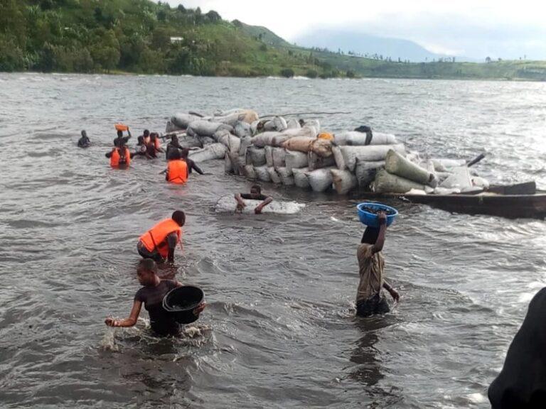 Sud-Kivu : une vingtaine de personnes disparues dans un naufrage à Kalehe
