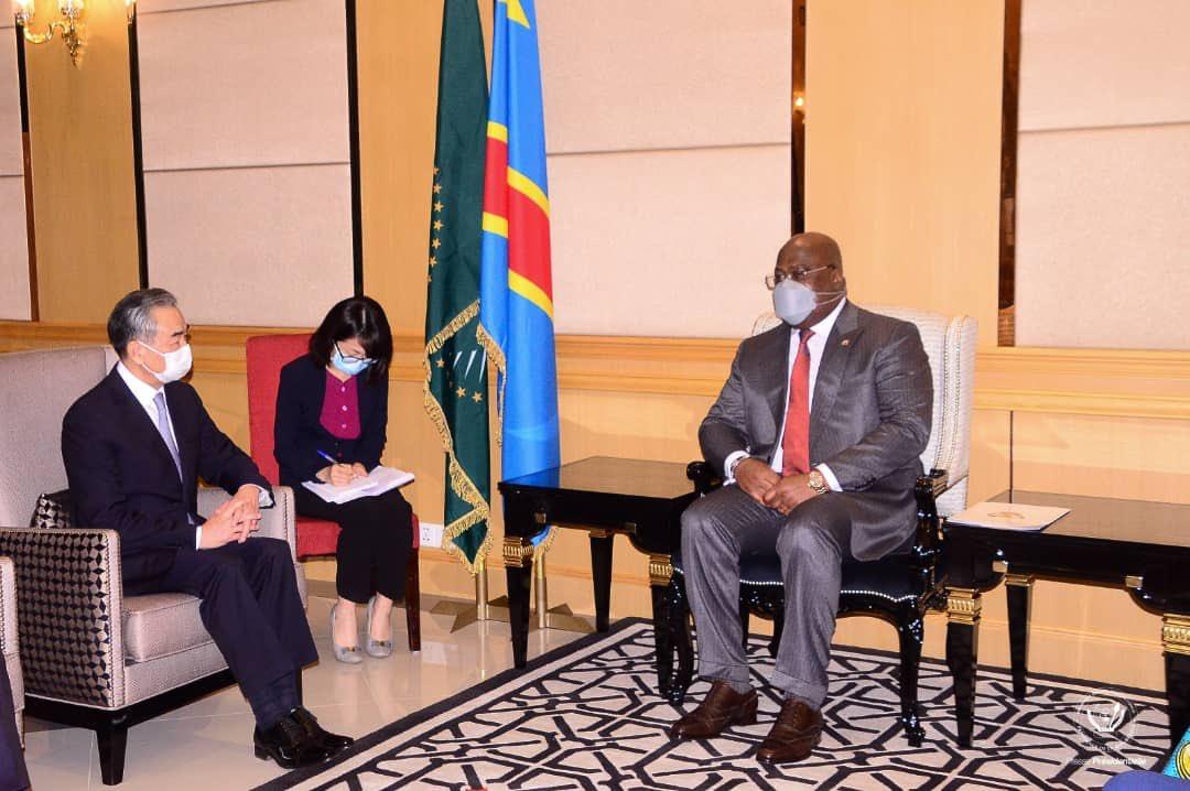 Diplomatie : la Chine annule une dette de la RDC estimée à 28 millions USD