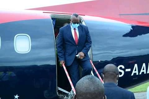 Kasaï oriental : Retour à Mbujimayi du gouverneur Jean Maweja