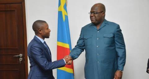 RDC : La situation sécuritaire du Nord-Kivu au menu de la rencontre entre Félix Tshisekedi et Carly Nzanzu Kasivita