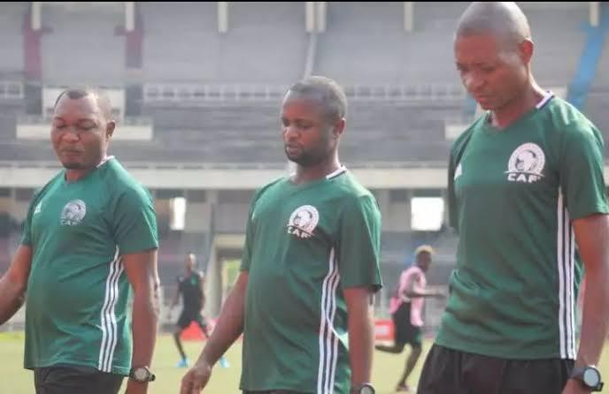 Football : Deux arbitres congolais retenus pour le CHAN par la CAF