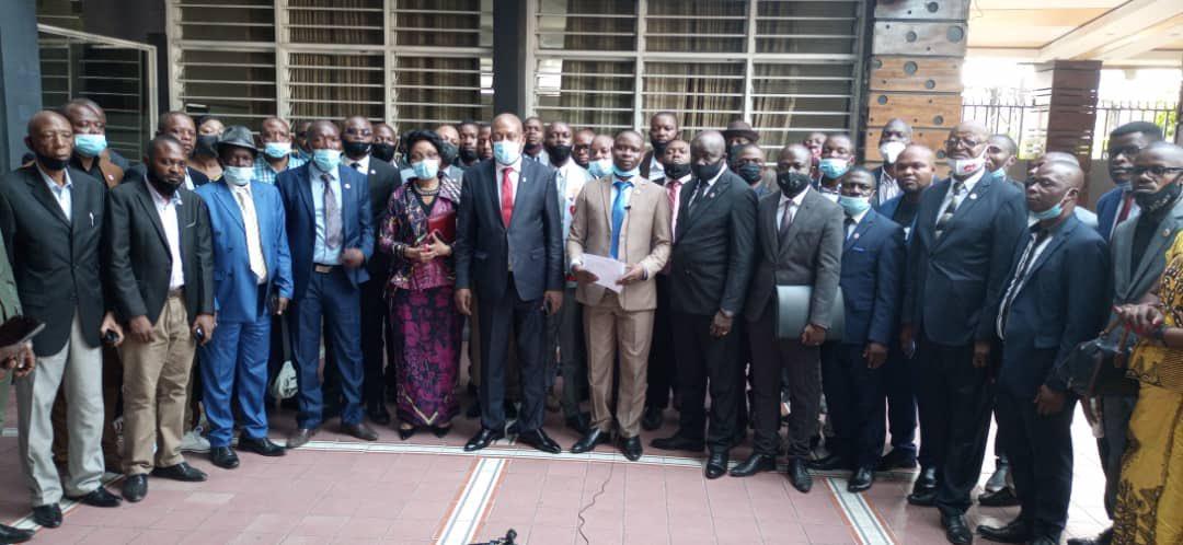 Politique : Steve Mbikayi et son parti politique disent rejoindre l'Union sacrée en âme et conscience (Déclaration)