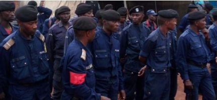 Kasaï Central : La police réaffirme son activation dans la lutte contre la criminalité urbaine