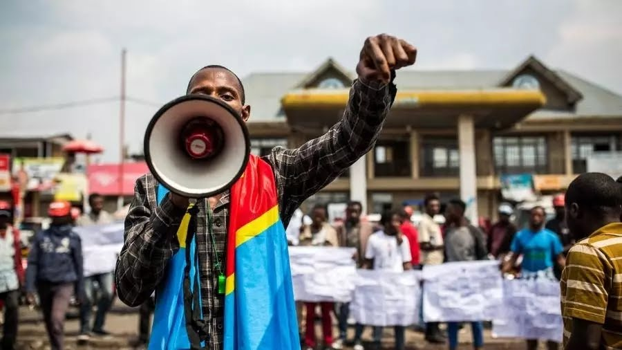 Rutshuru : 5 militants de la LUCHA arrêtés à Kiwanja