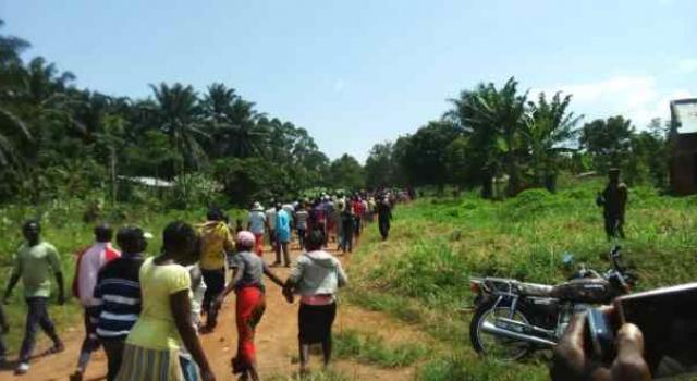 Nord-Kivu : 3 personnes d'une même famille ont été tuées à Rutshuru