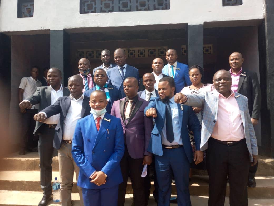 Lomami : Voici les trois nouveaux membres du bureau de l'Assemblée provinciale élus ce mercredi