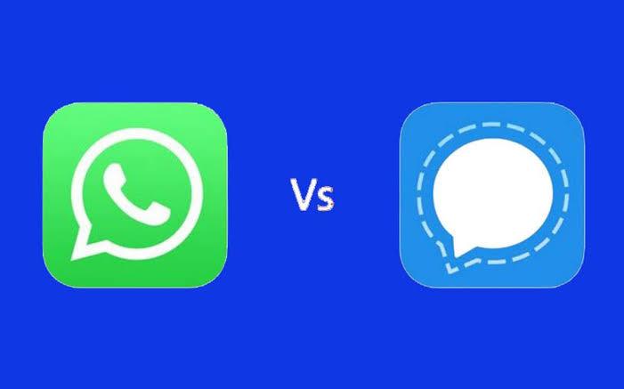 Messagerie : Signal, le nouveau concurrent de WhatsApp
