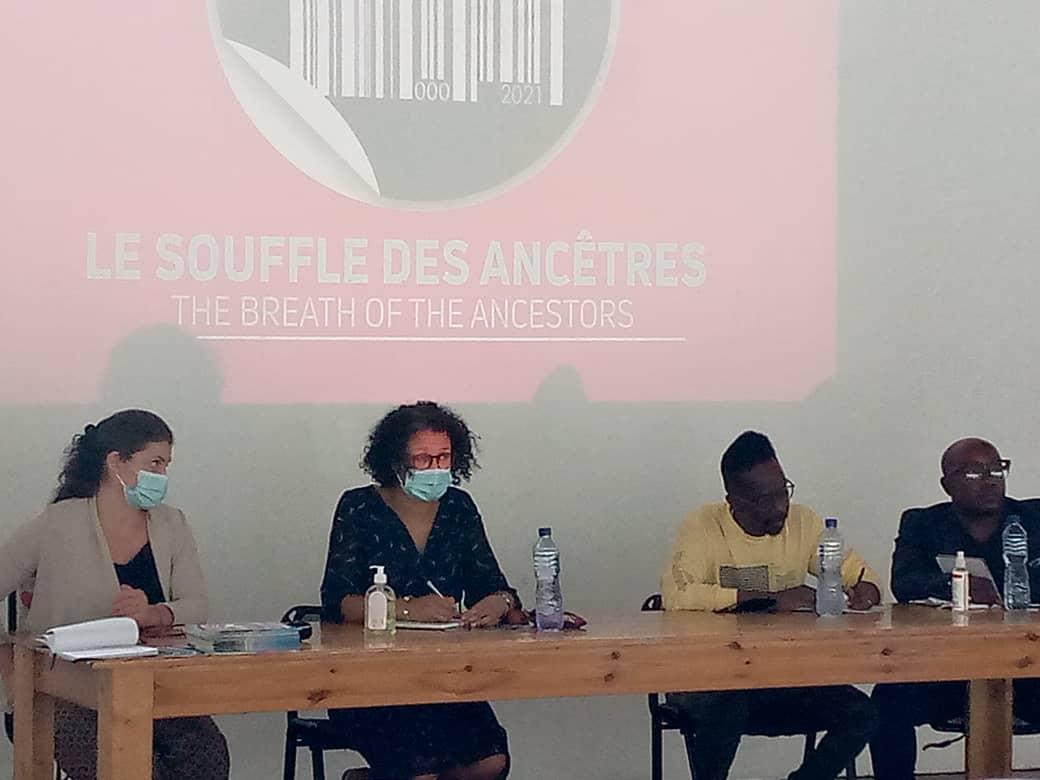 Culture : Kin Arts Studio a lancé les travaux de la 2e édition du festival Congo Biennale