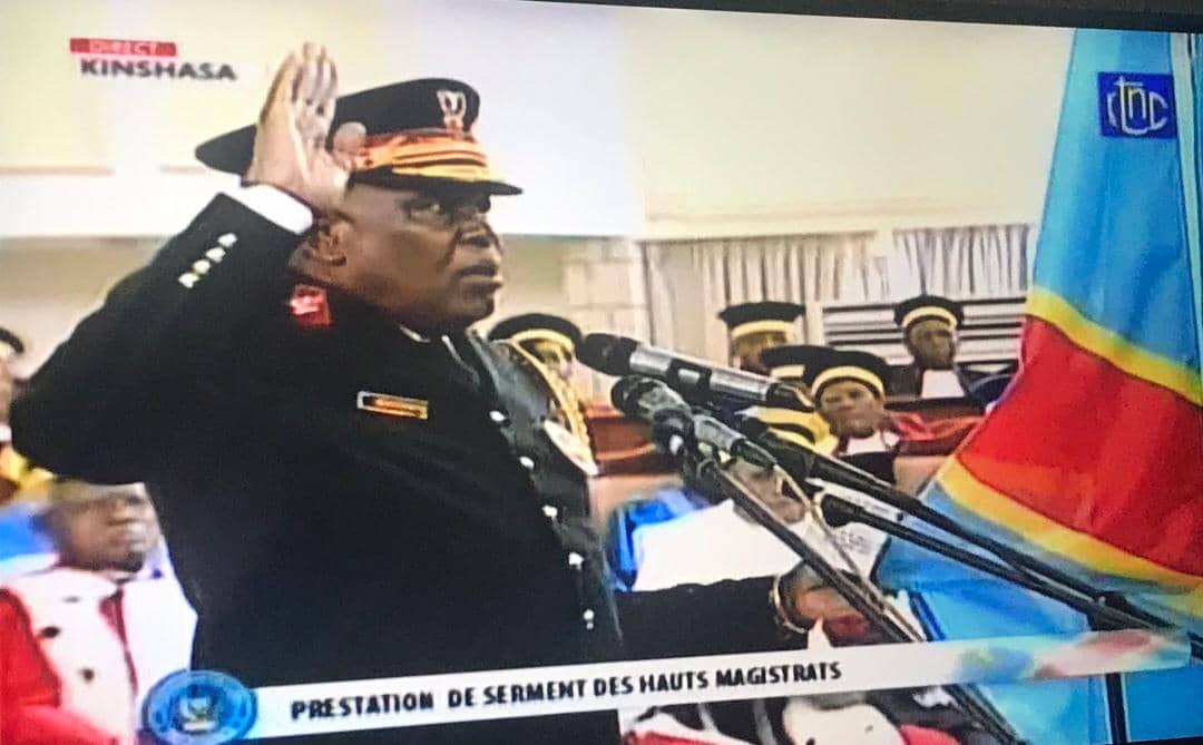 RDC: l'auditeur général Timothée Munkutu n'est plus
