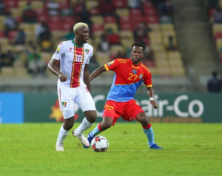 CHAN 2021 : la RD Congo réussit son entrée dans la compétition en battant le Congo 1-0