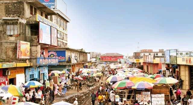 Kinshasa : Manifestation des vendeurs à quelques heures de la fermeture du grand marché Zando