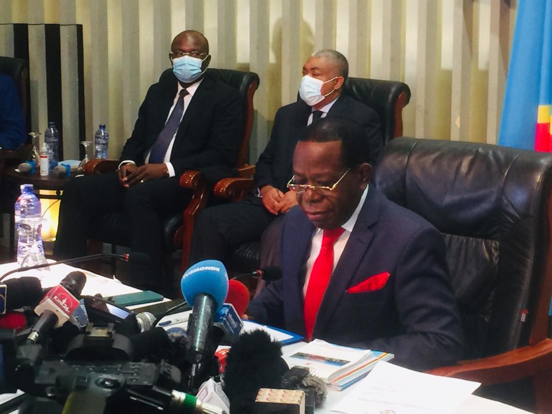"""Union sacrée de la nation : Bahati Lukwebo qualifie de """"flatteurs"""", ceux qui parlent de la candidature de Félix Tshisekedi en 2023"""