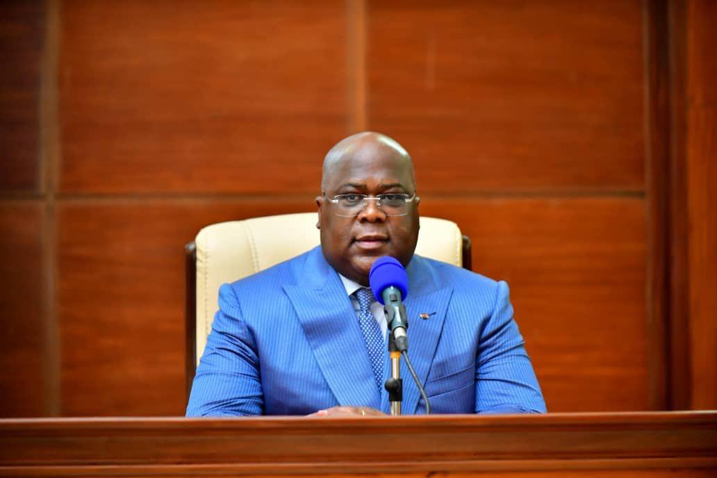 Union sacrée de la nation : 25 chefs des regroupements et partis politiques présentés à Félix Tshisekedi
