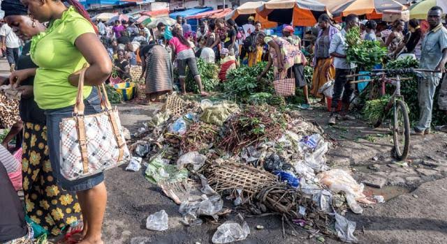 "Kinshasa : l'insalubrité à la base de la fermeture du grand marché ""Zando"" (Gentiny Ngobila)"