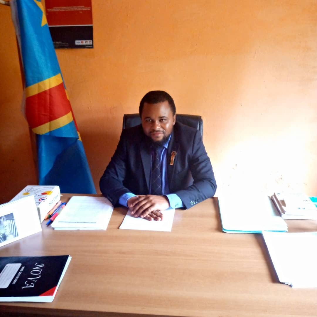 Lomami : Élu rapporteur adjoint à l'Assp, Cyrille Ngoyi Sulu remercie ses collègues députés provinciaux