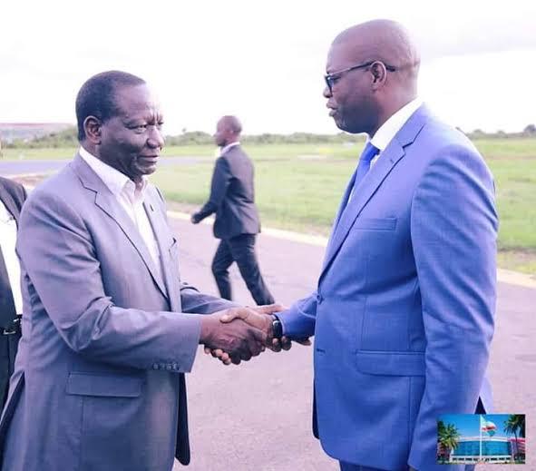 RDC : le premier ministre Sylvestre Ilunga à Lubumbashi pour rencontrer Joseph Kabila (Communiqué)