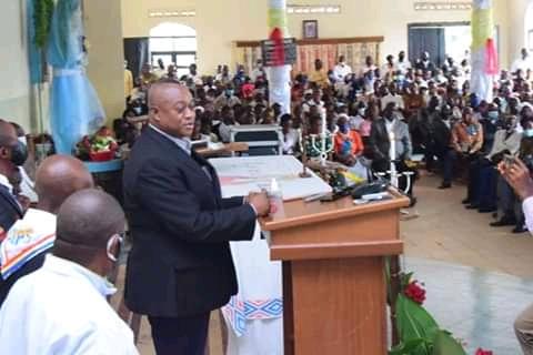 Kasaï oriental/ 2 ans d'alternance en RDC : UDPS participe à une messe d'action de grâce à Mbuji-mayi