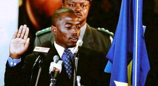 RDC : 26 Janvier 2001, accession de Joseph Kabila au pouvoir