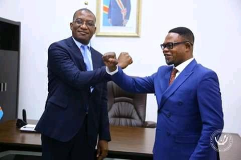 RDC : Le nouveau directeur de cabinet du président Tshisekedi a officiellement pris ses fonctions