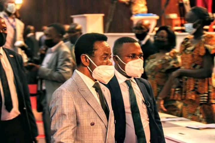 Élections du bureau définitif : L'union sacrée opte pour le ticket Mboso Nkodia- Jean Marc Kabund à l'assemblée nationale