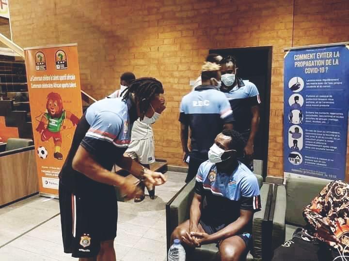 CHAN 2020 : Après la contre-expertise de la CAF, seuls 2 joueurs congolais sont contrôlés positifs à la Covid 19
