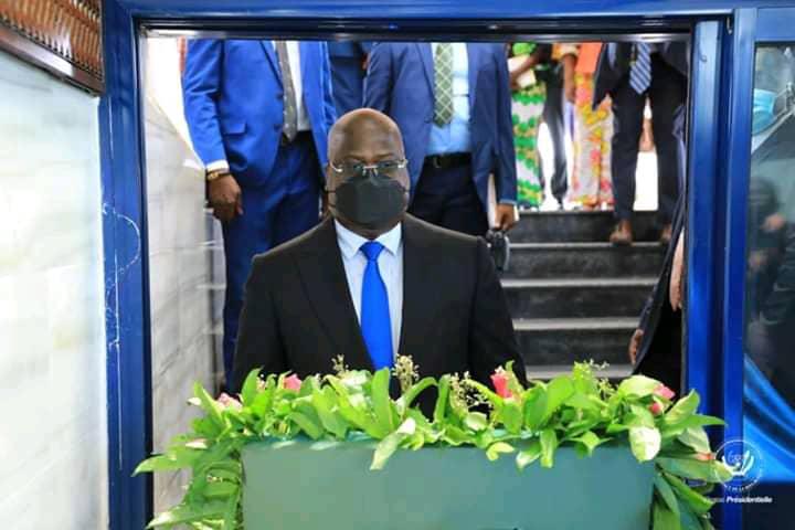 RDC: Félix Tshisekedi a rendu hommage à Laurent Désiré Kabila