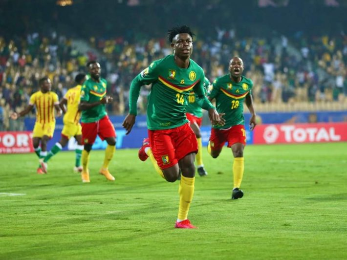 CHAN 2021: entrée réussie pour le Cameroun devant le Zimbabwe