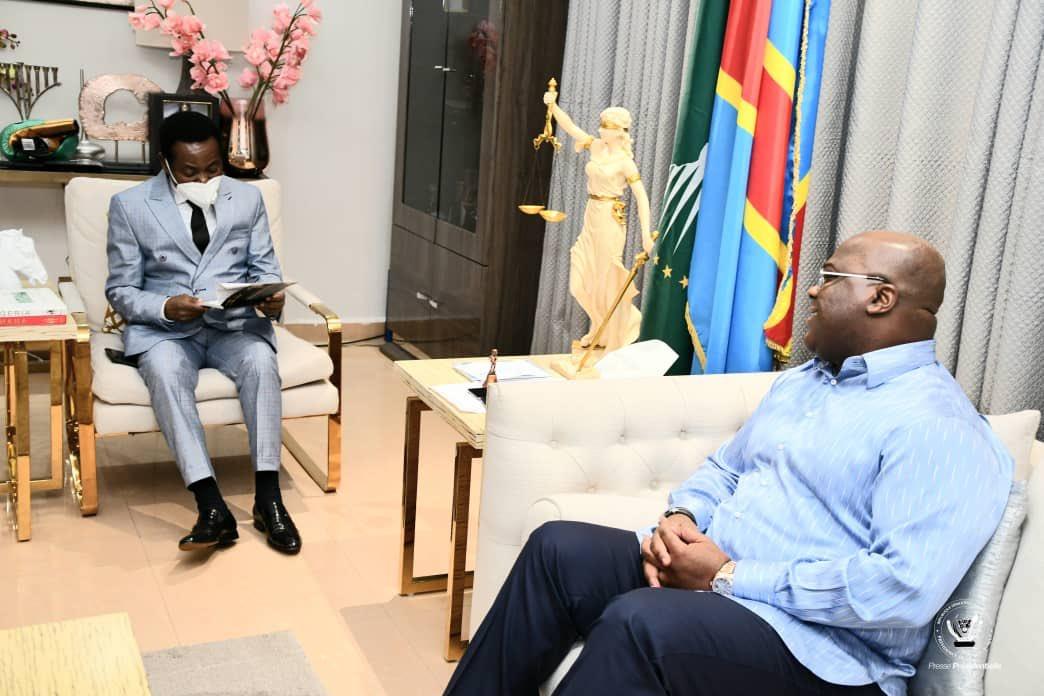 Financement de la session extraordinaire : le président du bureau d'âges sollicite l'intervention de Félix Tshisekedi