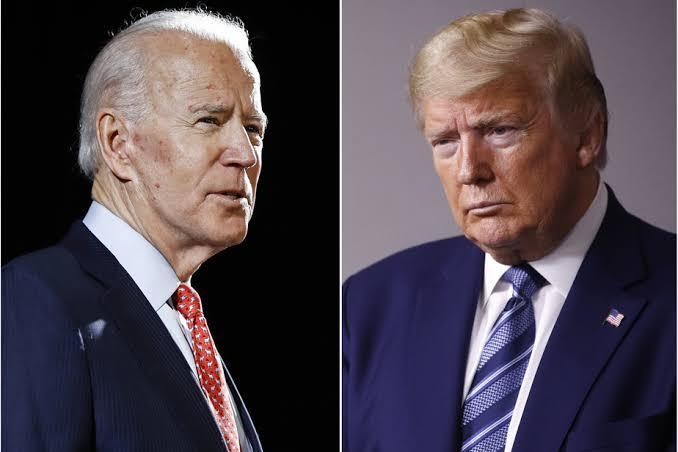 USA: la mythique lettre de Donald Trump à Joe Biden avant son départ