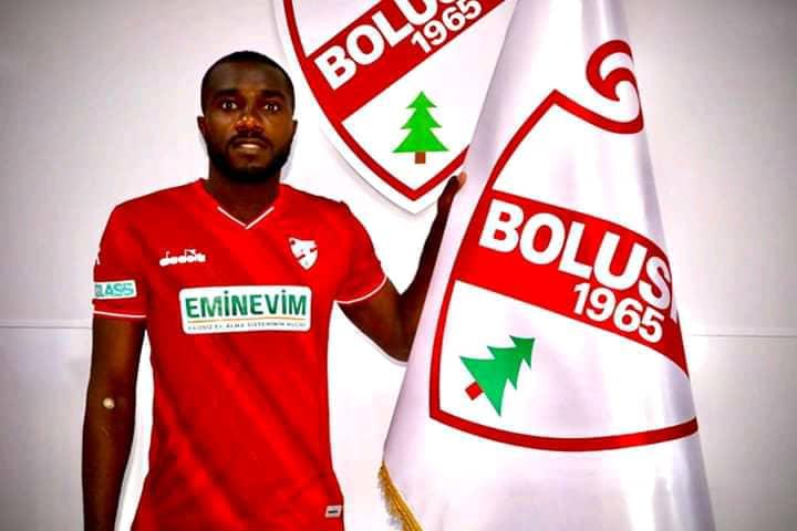 Foot Mercato : Kabongo Kasongo file à Boluspor en deuxième division Turque