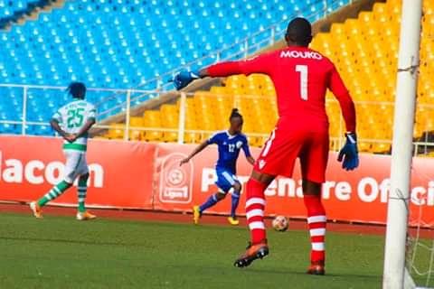 Football : DCMP libère son portier Muko Barel pour des raisons financières