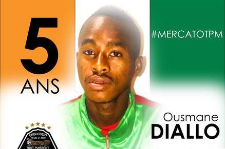 Mercato : un attaquant ivoirien de 23 ans signe pour 5 ans au TP Mazembe