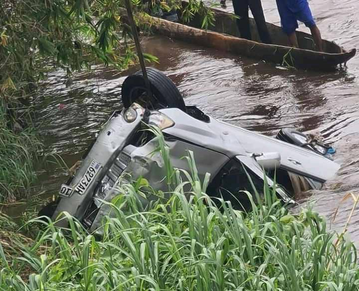 Kinshasa : un seul corps sans vie retrouvé dans le véhicule noyé récemment dans le fleuve Congo