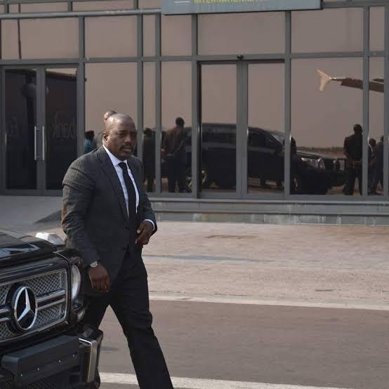 """Kinshasa : plus de surveillance militaire autour de """"GLM"""" la résidence de l'ancien président Joseph Kabila"""
