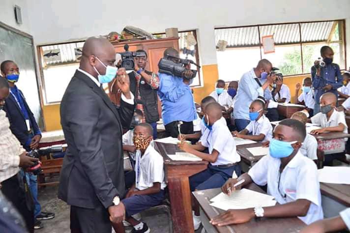 Reprise des activités scolaires en RDC : l'on s'approche finalement du bout du tunnel ?